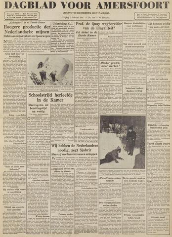 Dagblad voor Amersfoort 1947-02-07