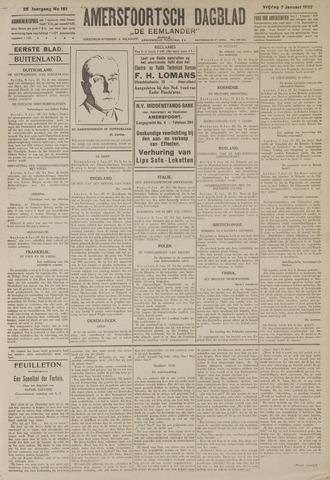 Amersfoortsch Dagblad / De Eemlander 1927-01-07