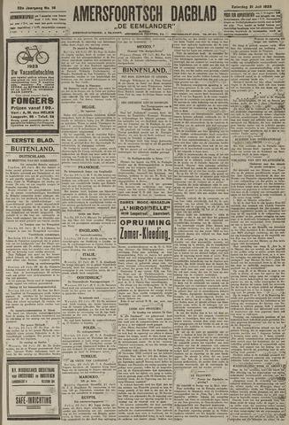 Amersfoortsch Dagblad / De Eemlander 1923-07-21