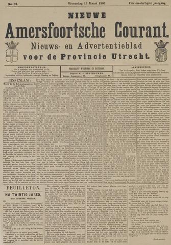 Nieuwe Amersfoortsche Courant 1905-03-15
