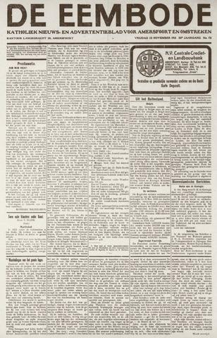 De Eembode 1918-11-22
