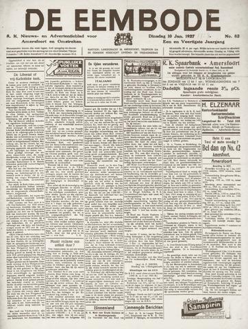 De Eembode 1928-01-10