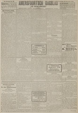 Amersfoortsch Dagblad / De Eemlander 1922-12-28