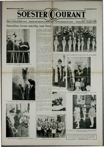Soester Courant 1965-11-30