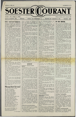 Soester Courant 1952-05-20