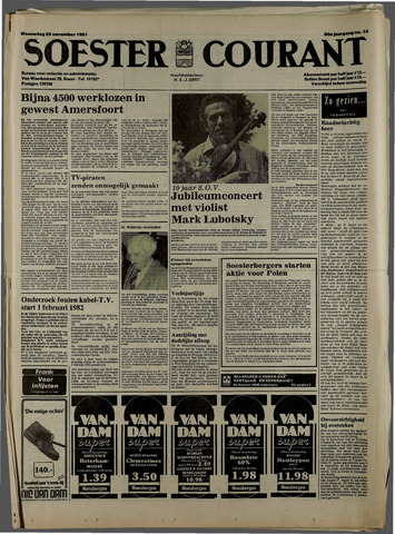 Soester Courant 1981-11-25