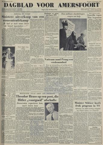 Dagblad voor Amersfoort 1949-09-13
