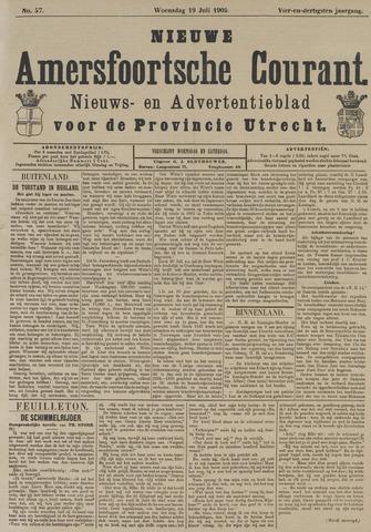 Nieuwe Amersfoortsche Courant 1905-07-19