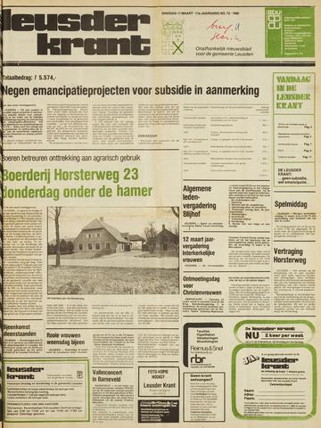 Leusder Krant 1980-03-11
