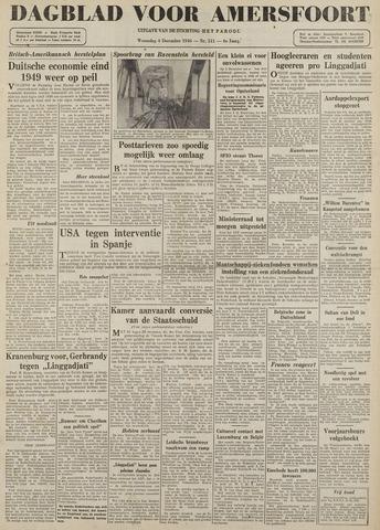 Dagblad voor Amersfoort 1946-12-04