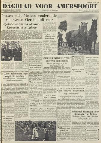 Dagblad voor Amersfoort 1951-05-31