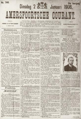 Amersfoortsche Courant 1906