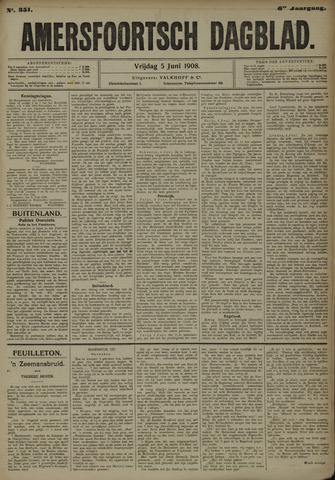Amersfoortsch Dagblad 1908-06-05