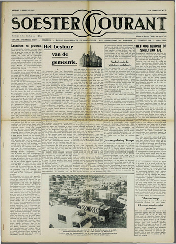 Soester Courant 1962-02-23
