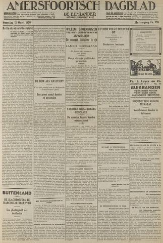 Amersfoortsch Dagblad / De Eemlander 1930-03-12
