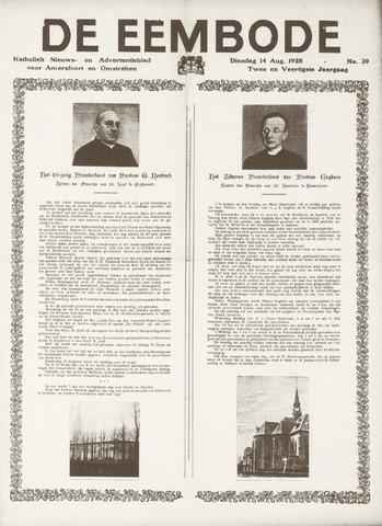 De Eembode 1928-08-14