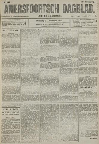 Amersfoortsch Dagblad / De Eemlander 1913-12-02