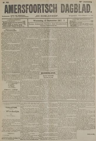 Amersfoortsch Dagblad / De Eemlander 1917-09-12