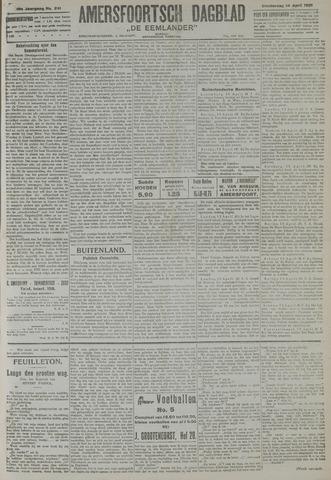 Amersfoortsch Dagblad / De Eemlander 1921-04-14