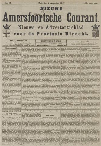 Nieuwe Amersfoortsche Courant 1917-08-04