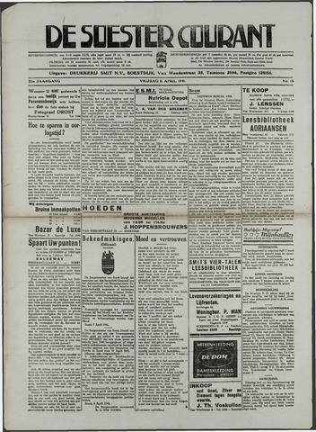 Soester Courant 1941-04-11