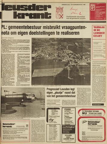 Leusder Krant 1980-07-08