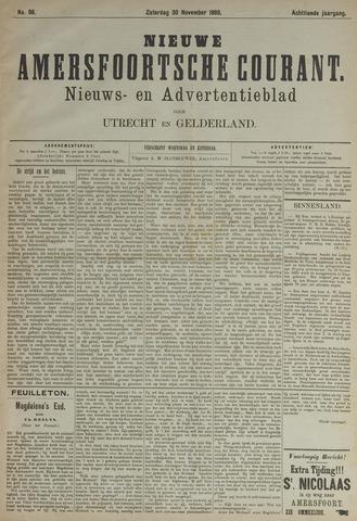 Nieuwe Amersfoortsche Courant 1889-11-30