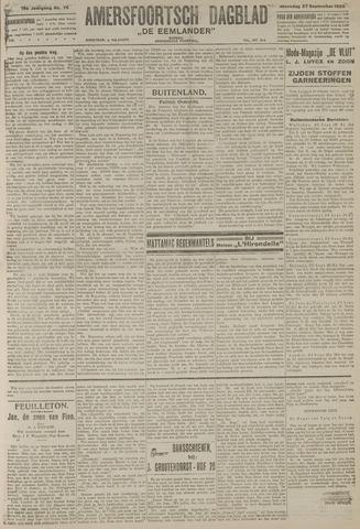 Amersfoortsch Dagblad / De Eemlander 1920-09-27