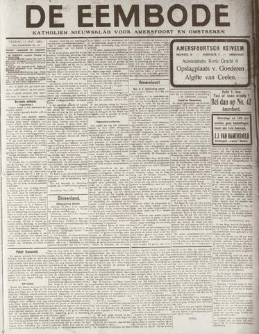 De Eembode 1921-11-11