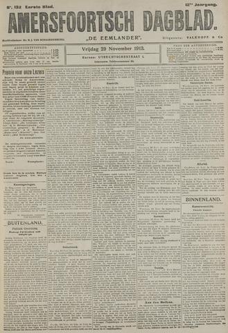 Amersfoortsch Dagblad / De Eemlander 1913-11-29