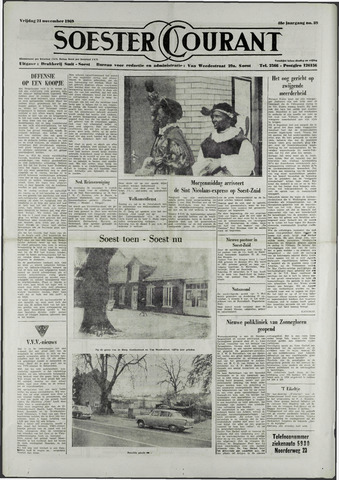 Soester Courant 1969-11-21