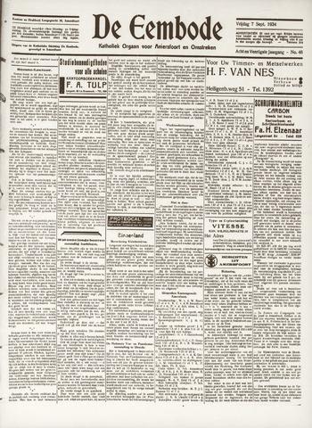 De Eembode 1934-09-07