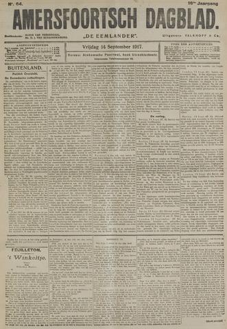 Amersfoortsch Dagblad / De Eemlander 1917-09-14