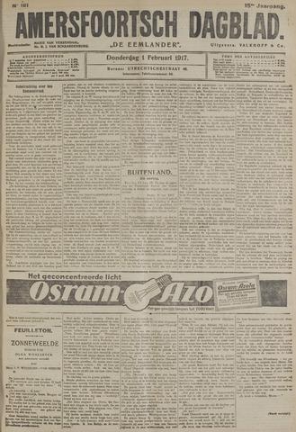 Amersfoortsch Dagblad / De Eemlander 1917-02-01