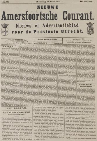 Nieuwe Amersfoortsche Courant 1915-03-17