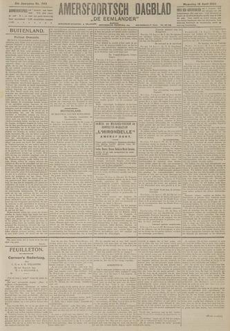 Amersfoortsch Dagblad / De Eemlander 1923-04-16