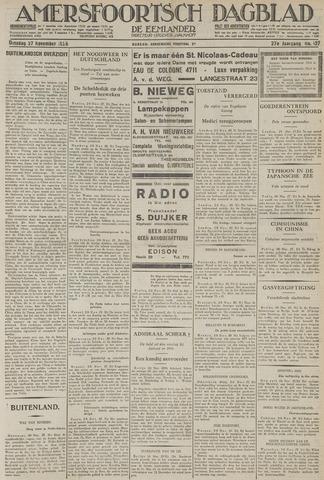 Amersfoortsch Dagblad / De Eemlander 1928-11-27