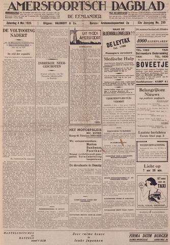 Amersfoortsch Dagblad / De Eemlander 1935-05-04