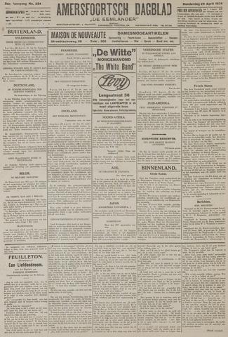Amersfoortsch Dagblad / De Eemlander 1926-04-29