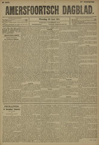 Amersfoortsch Dagblad 1911-06-20