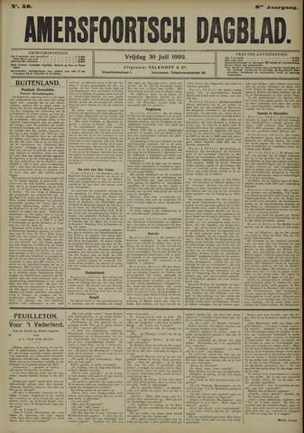 Amersfoortsch Dagblad 1909-07-30