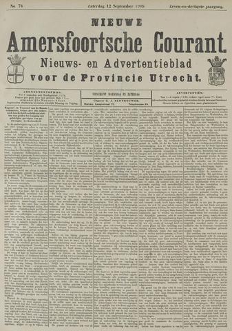 Nieuwe Amersfoortsche Courant 1908-09-12