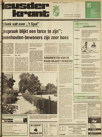 Leusder Krant 1977-07-14