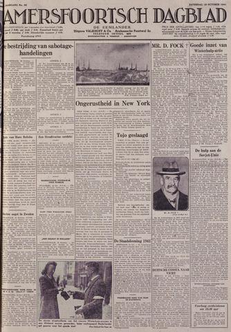 Amersfoortsch Dagblad / De Eemlander 1941-10-18