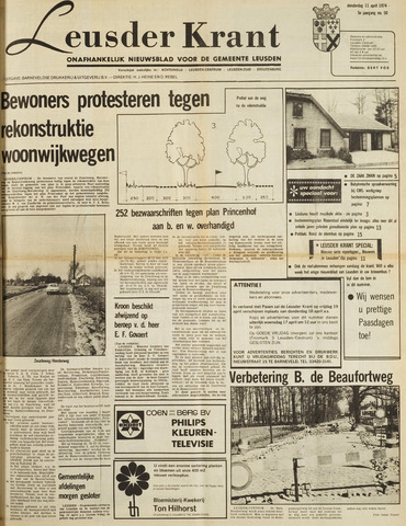 Leusder Krant 1974-04-11
