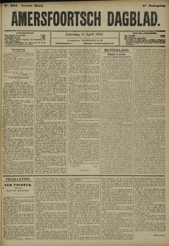 Amersfoortsch Dagblad 1905-04-15