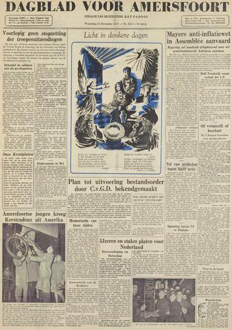 Dagblad voor Amersfoort 1947-12-24