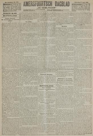 Amersfoortsch Dagblad / De Eemlander 1918-04-27