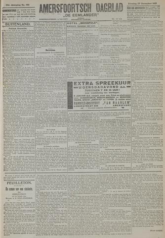 Amersfoortsch Dagblad / De Eemlander 1921-12-27