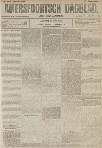 Amersfoortsch Dagblad / De Eemlander 1913-05-10